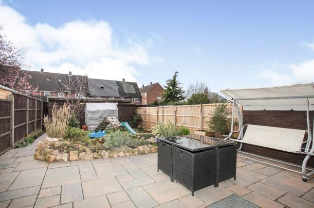 Garden of Leeder Close, Holbrooks, Coventry, West Midlands CV6