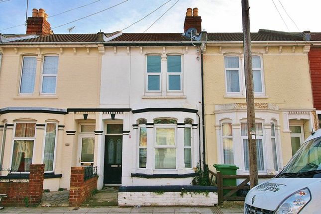 3 bed terraced house for sale in Alverstone Road, Southsea