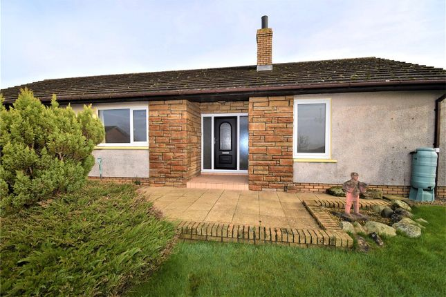 Thumbnail Detached bungalow for sale in Hill Farm Bungalow, Hill Farm Bungalow, Crosby, Maryport, Cumbria