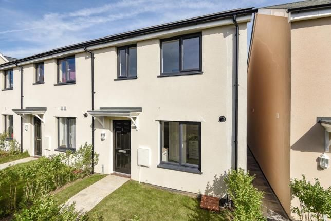 Thumbnail Semi-detached house for sale in Mawnan Smith, Falmouth, Cornwall