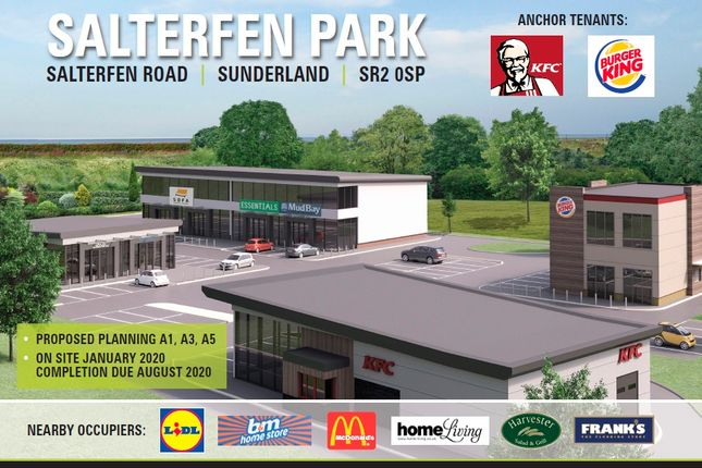 Thumbnail Retail premises to let in Salterfen Park, Salterfen Road, Sunderland