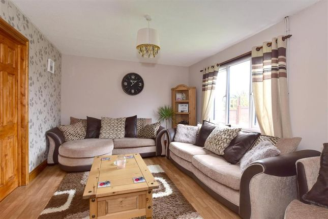 Thumbnail Semi-detached house for sale in Teasley Mead, Blackham, Kent
