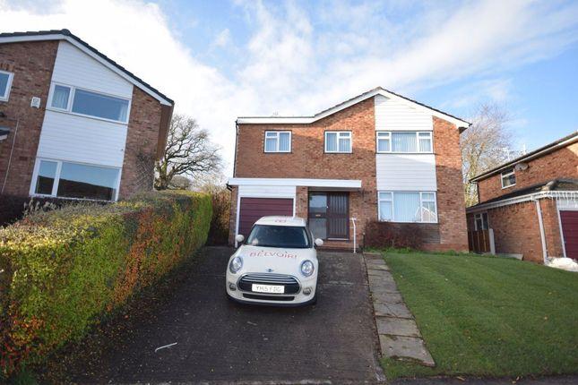 Thumbnail Property to rent in Wyndham Drive, Cefn-Y-Bedd, Wrexham