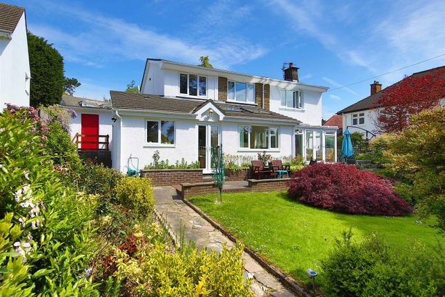 Thumbnail Detached house for sale in The Paddock, Penylan, Cardiff