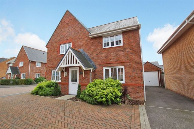Thumbnail Detached house for sale in 9 Scholars Drive, Penylan, Cardiff