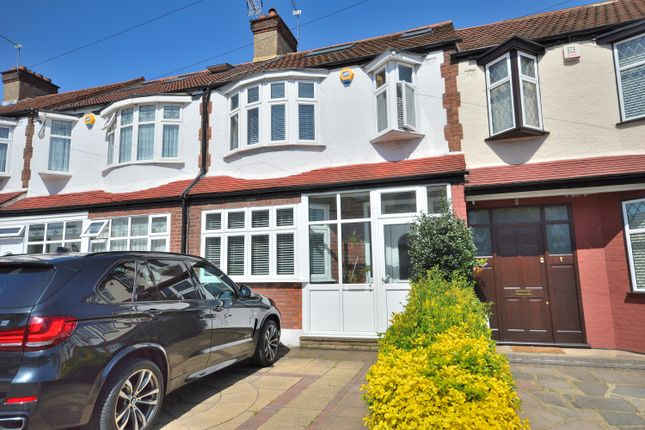 Thumbnail Terraced house for sale in Blakesware Gardens, London