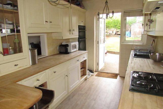 Semi-detached house for sale in Demesne Road, Wallington