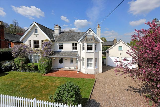 Thumbnail Detached house for sale in Church Road, Sunningdale, Ascot, Berkshire