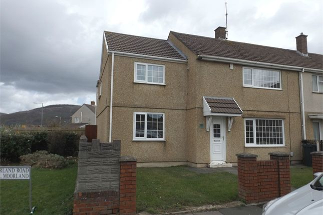 Thumbnail Semi-detached house for sale in Moorland Road, Aberavon, Port Talbot, West Glamorgan