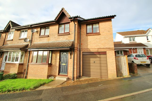 Thumbnail Semi-detached house for sale in Wellfield Close, Plympton, Plymouth