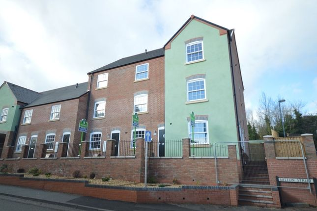 Thumbnail Terraced house for sale in Mitton Street, Stourport-On-Severn