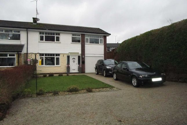 4 Bed Semi Detached House For Sale In Cemetery Road Royton Oldham