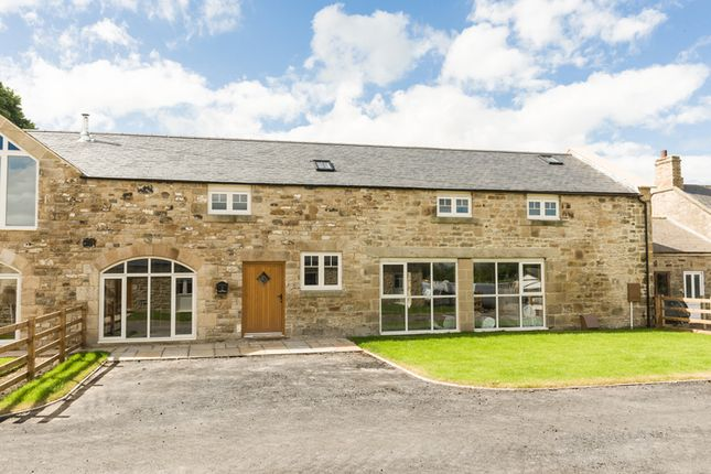 Thumbnail Barn conversion for sale in The Coach House, Bradley Hall Farm, South Wylam, Northumberland