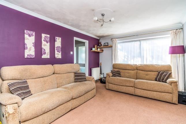 Lounge of Calmore, Southampton, Hampshire SO40