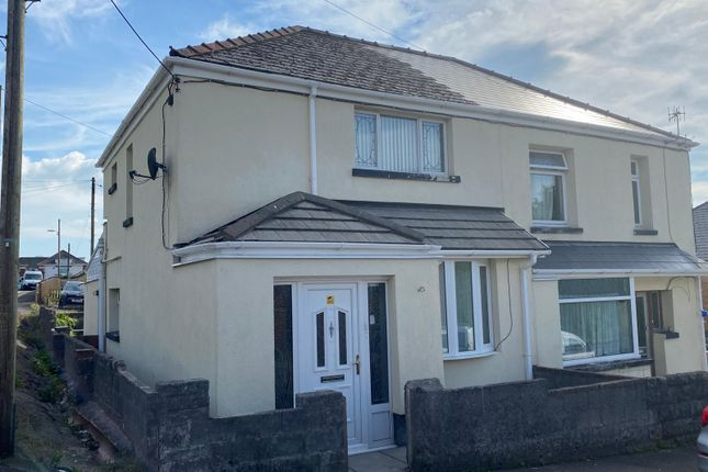 Thumbnail Semi-detached house for sale in Station Terrace, Seven Sisters, Neath