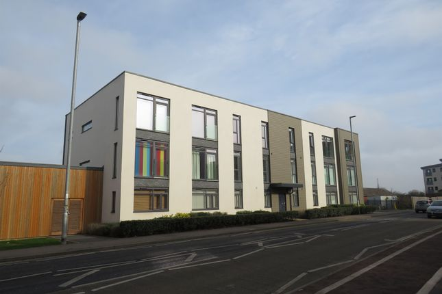 Thumbnail Flat for sale in Cunningham Court, Taunton
