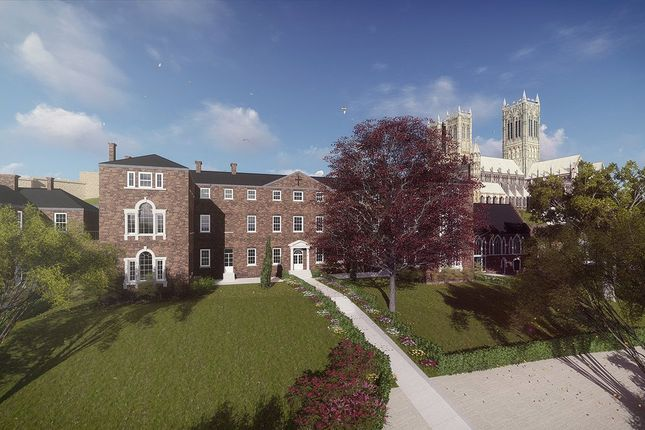 Thumbnail Flat for sale in Bailgate Court, Wordsworth Street, Lincoln