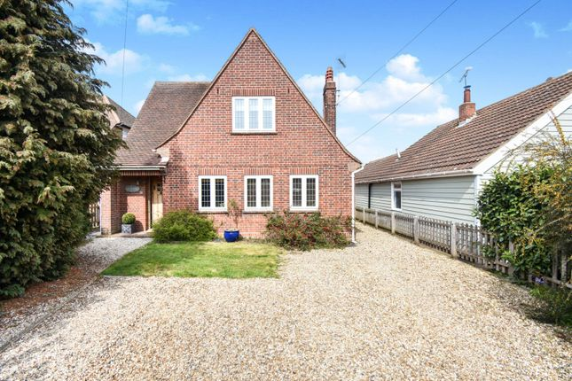 Thumbnail 4 bed detached house for sale in Bells Chase, Chelmsford