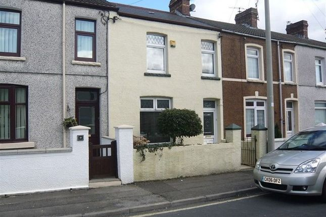 Thumbnail Property to rent in Cemetery Road, Bridgend