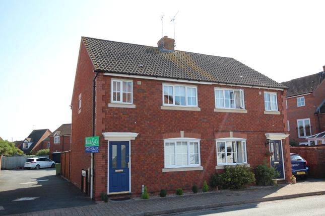 Thumbnail Semi-detached house for sale in Clifford Avenue, Tewkesbury, Gloucestershire