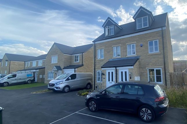 Thumbnail Semi-detached house for sale in Glatton Drive, Oakworth, Keighley