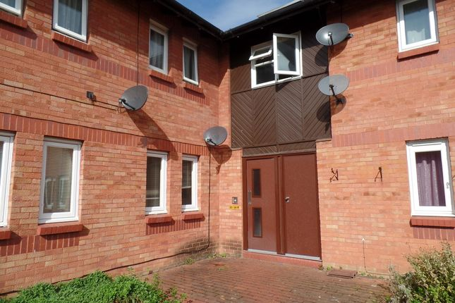 Thumbnail Flat to rent in Gatenby, Werrington, Peterborough
