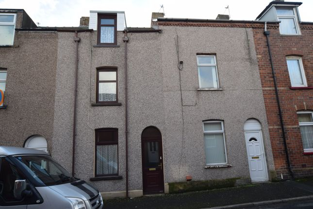 3 bed terraced house for sale in Howe Street, Barrow-In-Furness, Cumbria