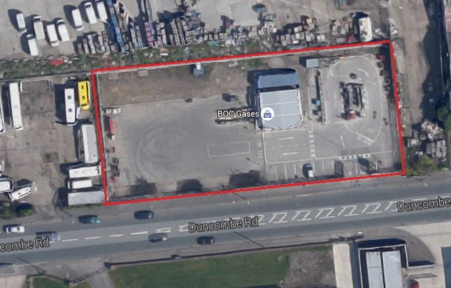 Thumbnail Land to let in Duncombe Road, Bradford