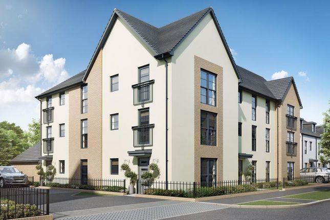 """Thumbnail 1 bed flat for sale in """"Loughton"""" at Dryleaze, Yate, Bristol"""