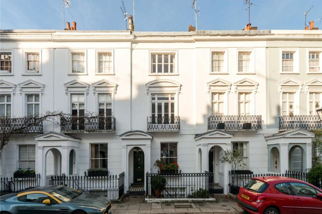 Thumbnail Terraced house for sale in Chalcot Crescent, Primrose Hill, London