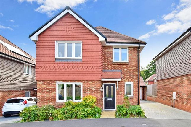 Thumbnail Detached house for sale in Bramble Way, Crawley Down, West Sussex