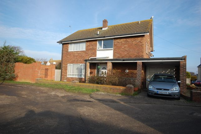Thumbnail Detached house for sale in Croft Road, Selsey