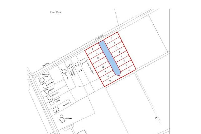Thumbnail Land for sale in Green Lane, Ockham, Woking