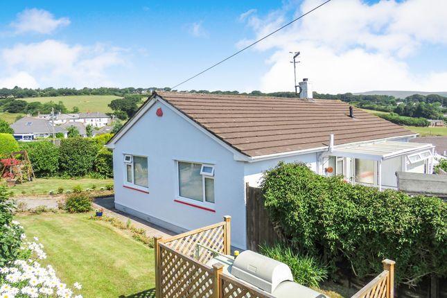 Thumbnail Detached bungalow for sale in Longfield, Lutton, Ivybridge