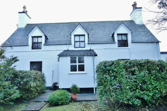 Thumbnail Detached house for sale in Croft 2, Badluarach, Dundonnell, Ross-Shire
