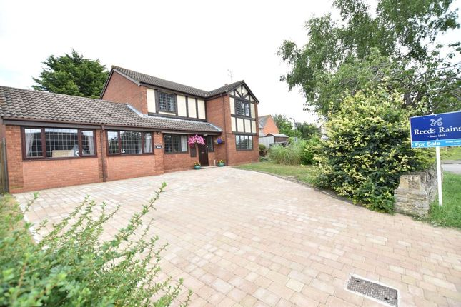 Thumbnail Detached house for sale in Leys Road, Harvington, Evesham