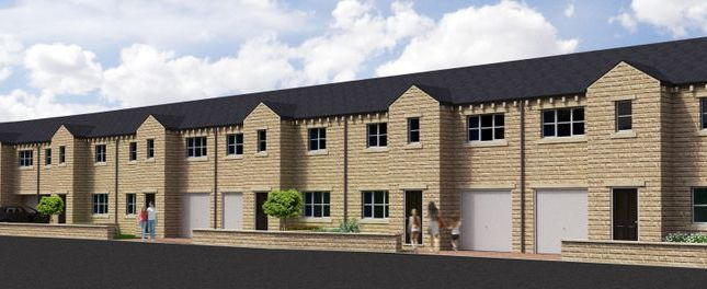 3 bed town house for sale in Stockbridge Wharf, Riddlesden, Keighley BD20