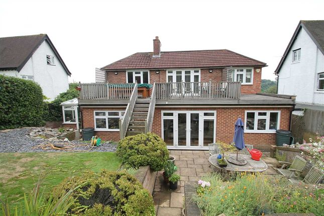 Thumbnail Detached house to rent in The Grove, Coulsdon