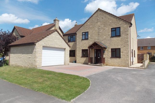 Thumbnail Detached house for sale in Brunel Way, Frome