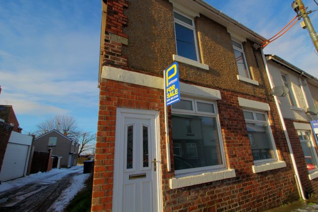 Thumbnail Terraced house for sale in Frederick Street, Coundon, Bishop Auckland