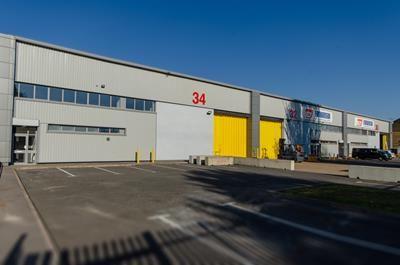 Thumbnail Light industrial to let in Unit 34, Wandle Park Trading Estate, Factory Lane, Croydon, Surrey