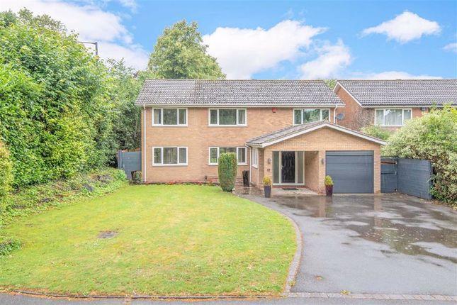 Thumbnail Detached house for sale in Don Close, Edgbaston, Birmingham