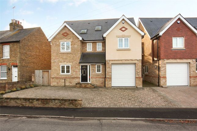 Thumbnail Detached house for sale in Station Road, Wraysbury, Staines-Upon-Thames, Berkshire