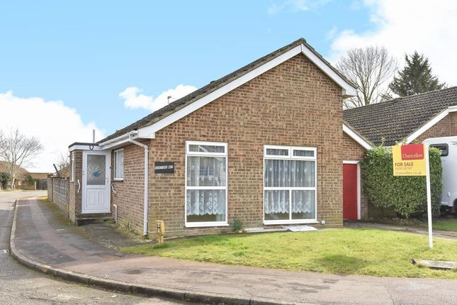 Thumbnail Detached bungalow to rent in Hereford Way, Banbury