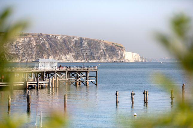 Swanage Pier & Bay