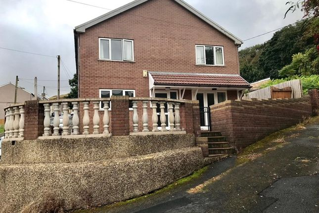 Thumbnail Detached house for sale in High Street, Ebbw Vale