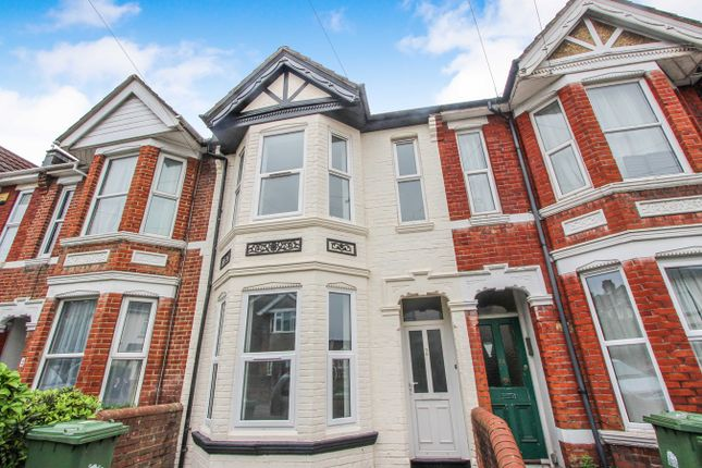 Thumbnail Terraced house for sale in Emsworth Road, Southampton