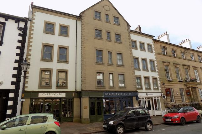 Thumbnail Flat for sale in Castle Court, Castle Street, Carlisle