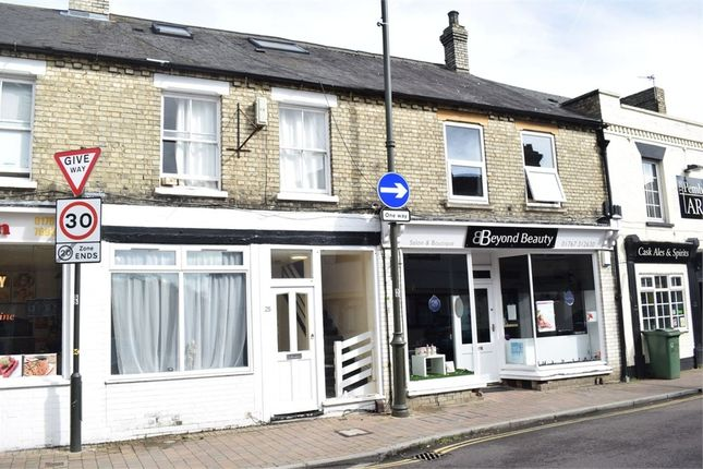 Thumbnail Flat for sale in Hitchin Street, Biggleswade, Bedfordshire