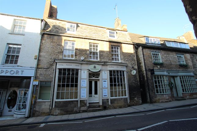 Thumbnail Retail premises for sale in St Mary's Street, Stamford